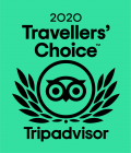 Tripadvisor Travellers Choice Award 2020 The Cleveland Bed and Breakfast Torquay Devon UK