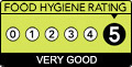 Food Standards Agency Score 5